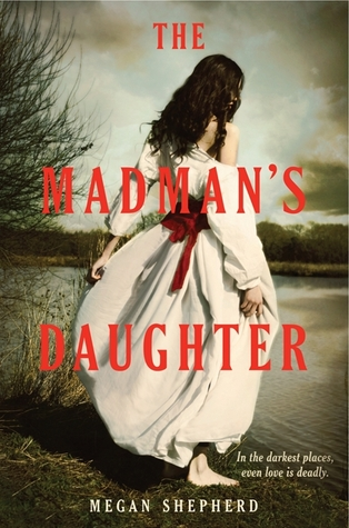 madmans daughter book