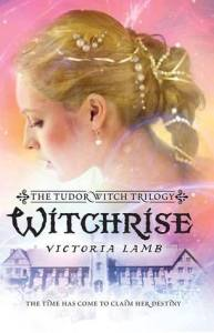 witchrise tudor witch book