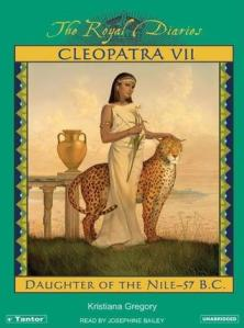 cleopatra, nile princess, book