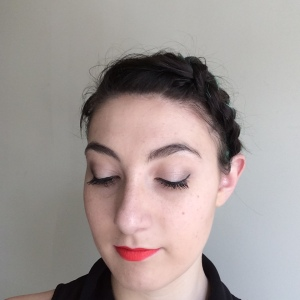 shailene woodley inspired makeup look