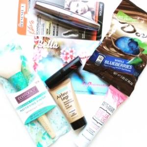 voxbox, bella, influenster, beauty, makeup, chocolate, tanning