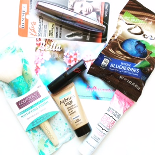 voxbox, bella, influenster, beauty, makeup, chocolate, tanning