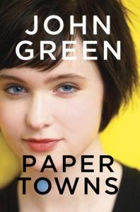 paper towns john green book review