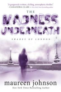 madness underneath book