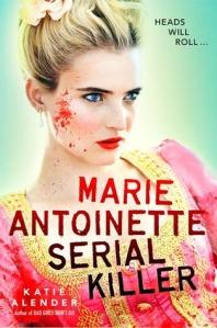marie antoinette serial killer book