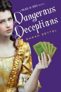 dangerous deceptions palace spies