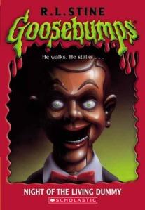 goosebump book