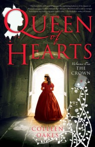 the crown the queen of hearts book